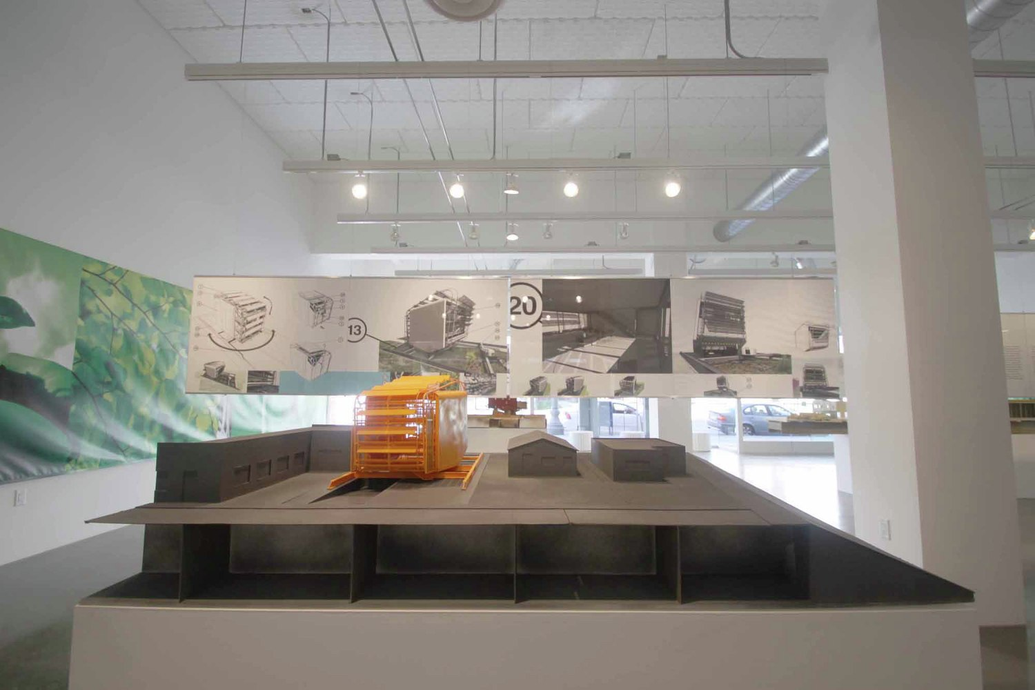 SOUPERgreen Exhibit At Architecture And Design Museum Of Los AngelesCourtesy Steven Purvis