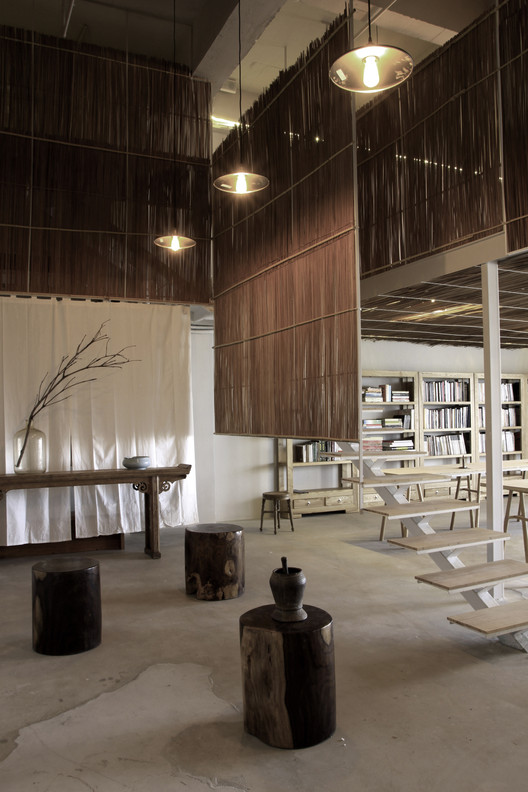 Bitter Bamboo Room / Deve Build Shenzhen, Courtesy of Deve Build Shenzhen