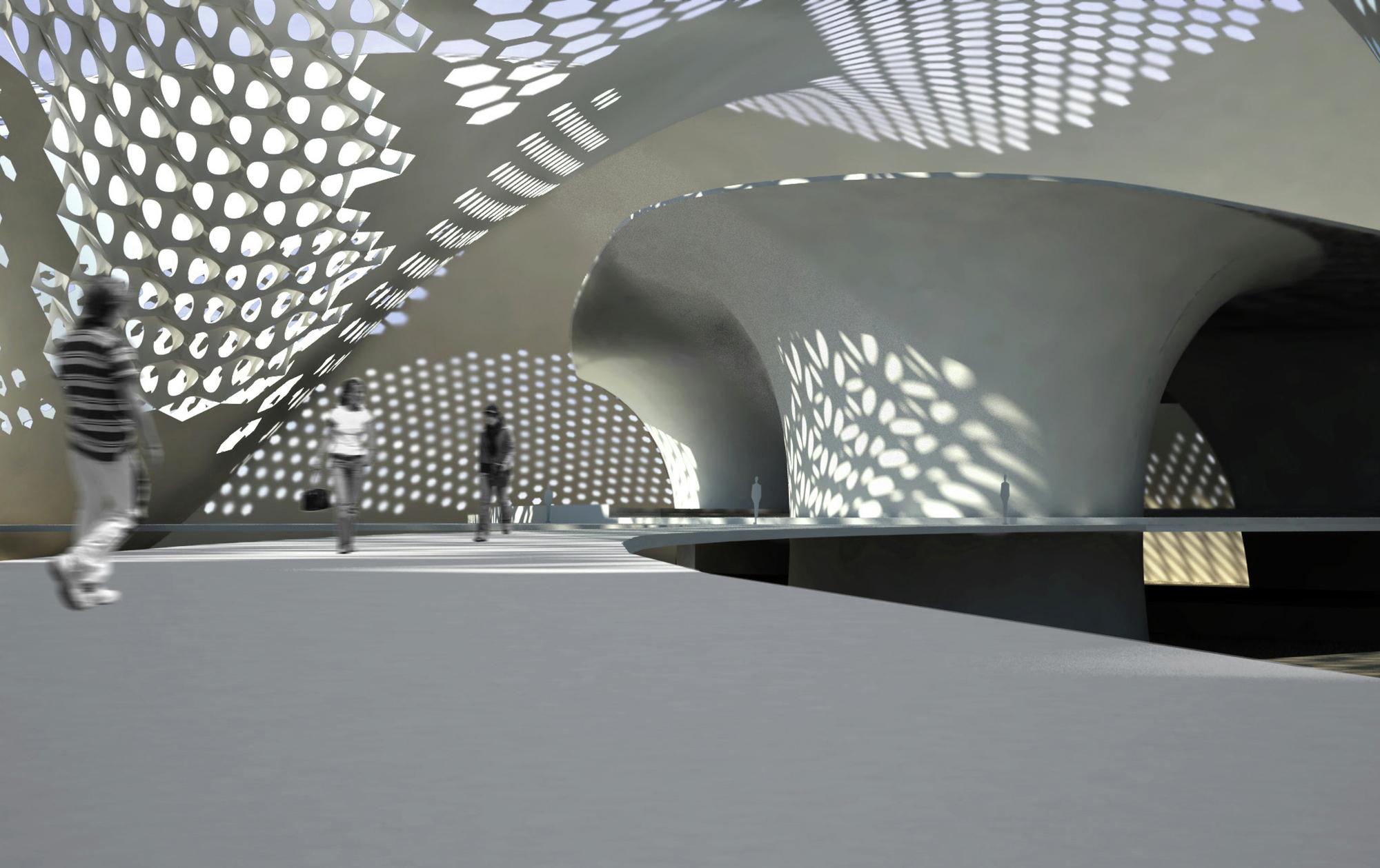 Fibre Composite Adaptive Systems Architectural