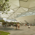 New Bursa Stadium (Hexagon Park) / stadiumconcept | ArchDaily