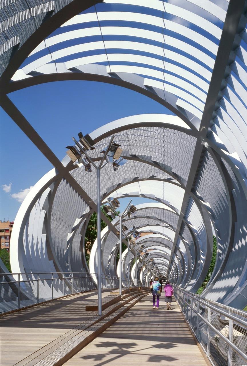 Architecture Of A Mom 15 Easy Diy Gift Ideas: Arganzuela Footbridge / Dominique Perrault Architecture