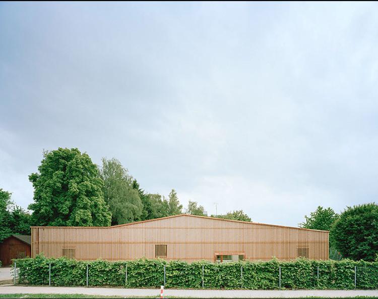 Roth Architekten kinderland kindergarten wolfgang roth architekten archdaily