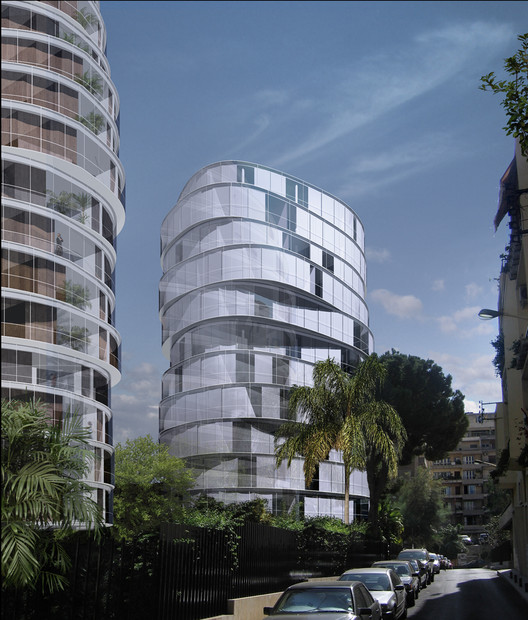 Y Buildings Paul Kaloustian Architect Archdaily