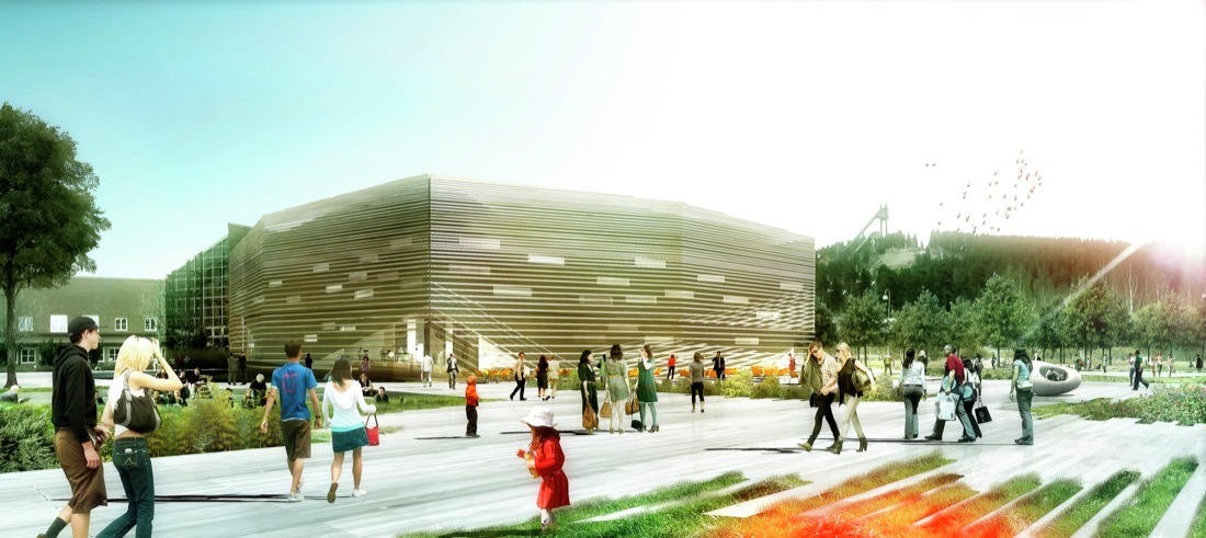 ADEPT Wins Dalarna Library Competition