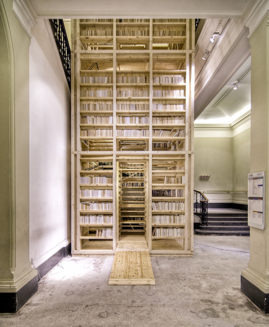 1:1 Architects Build Small Spaces exhibition by Pasi Aalto | ArchDaily