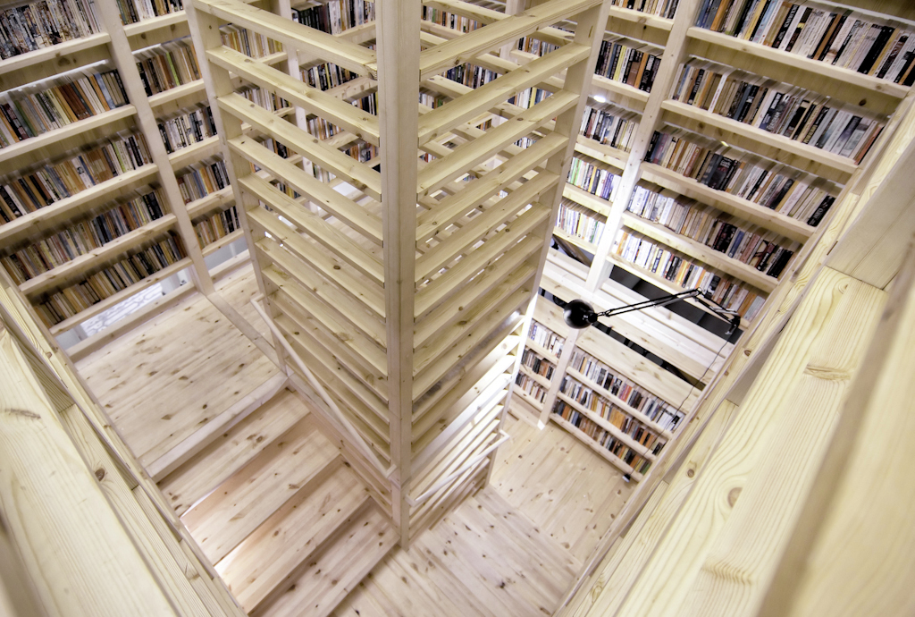 Gallery of 1:1 Architects Build Small Spaces exhibition by Pasi ...