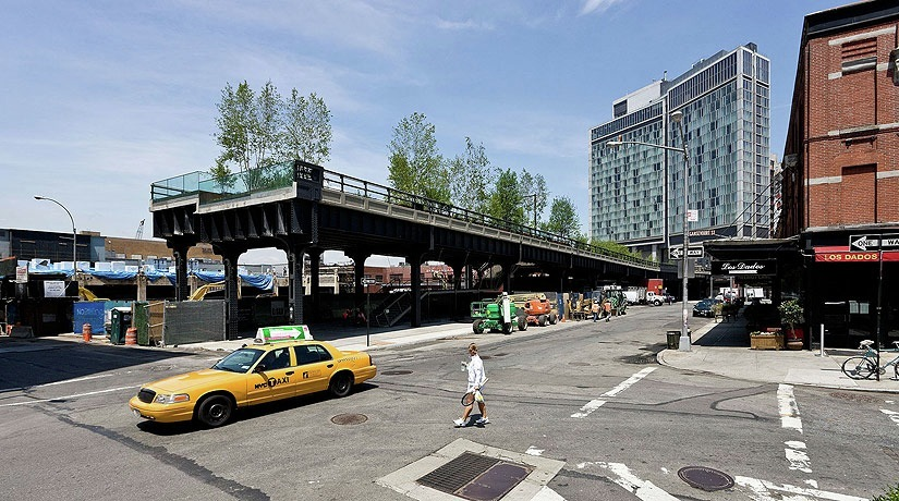 The New York High Line Officially Open Archdaily