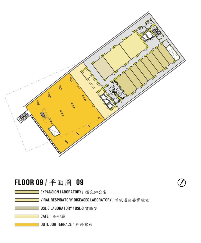 Gallery Of Taiwan Center For Disease Control Complex Studio Shift 2