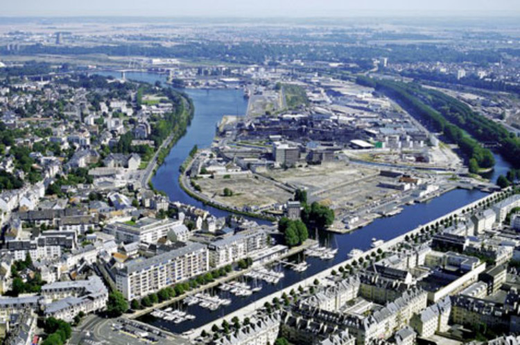 Caen City ArchDaily