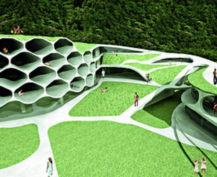 inventare la natura urbana competition | archdaily