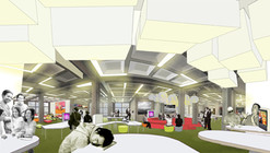 "Levitt Goodman Architects selected to design new ""Learning Commons"""