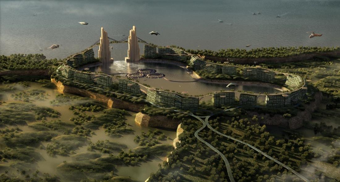 Gallery Of Singapore 2050 Masterplan Woha 2