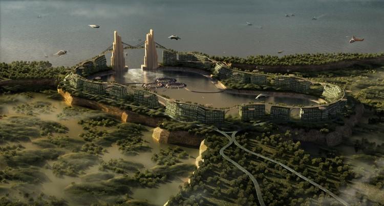 Singapore 2050 Masterplan Woha Archdaily