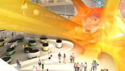 Belgian Pavillion for Shanghai Expo 2010