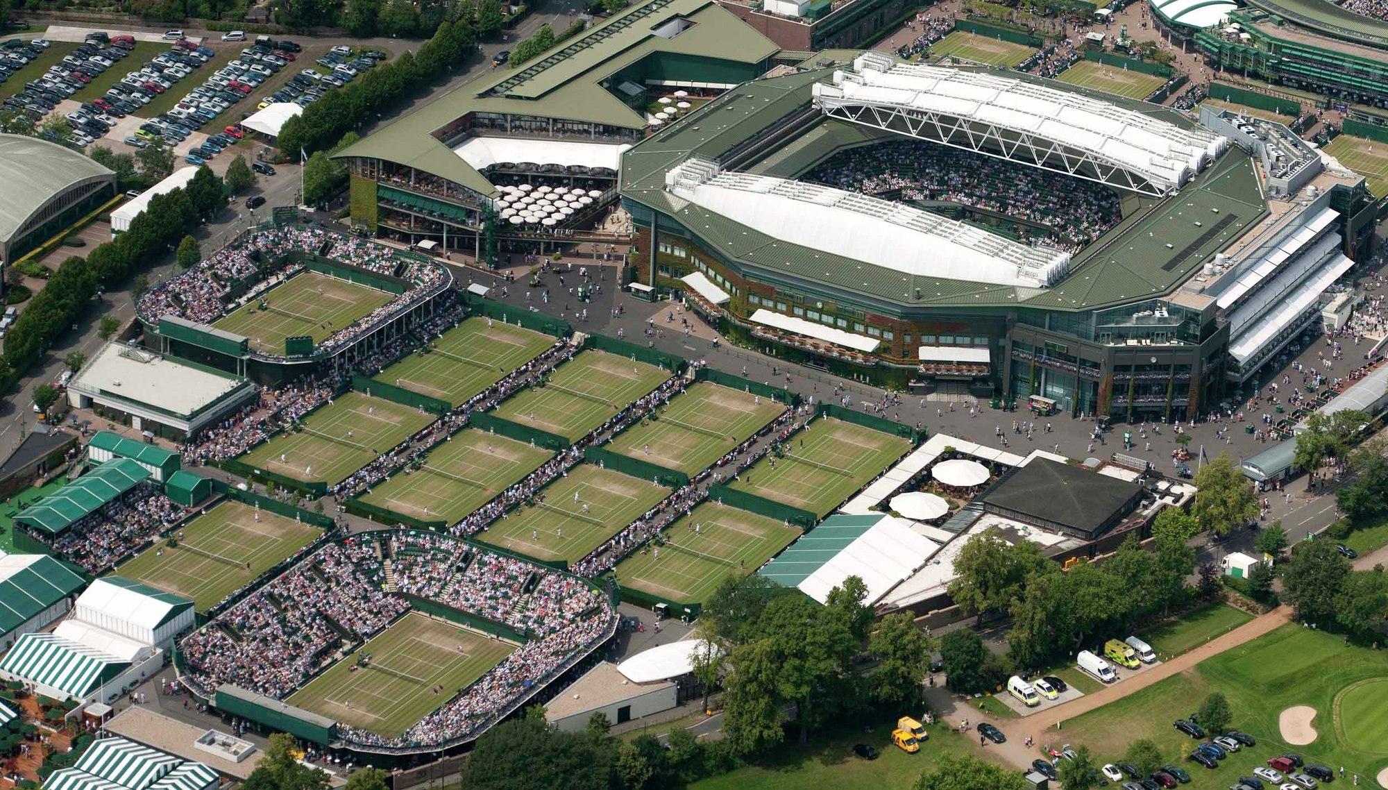 Preisgelder Wimbledon 2020