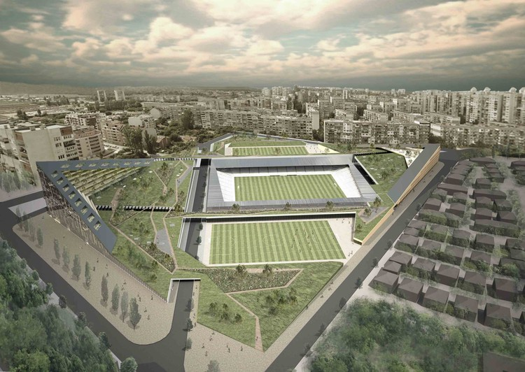 Image result for new septemvri stadium sofia