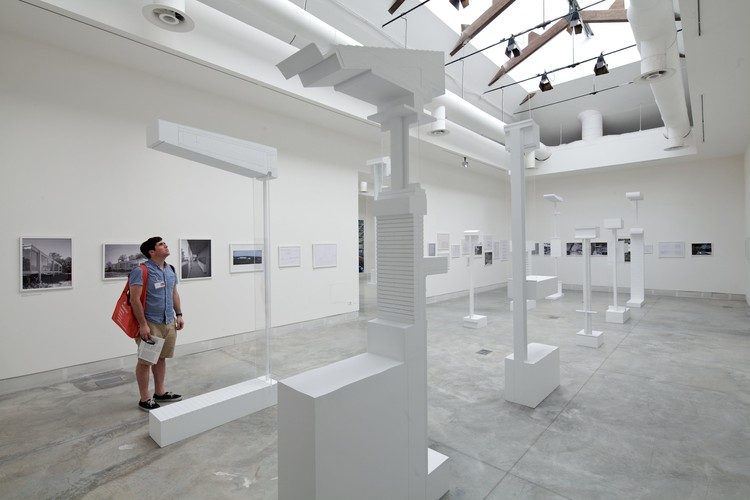 Venice Biennale 2012: Dialogue in Details / Toshiko Mori, © Nico Saieh