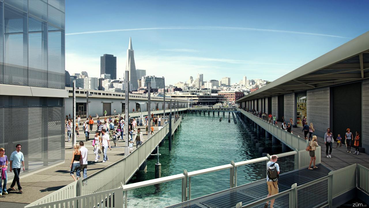 Gallery Of Exploratorium Relocation To Piers 15 Amp 17 Gls