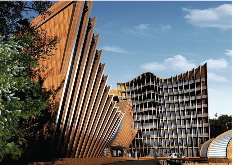 Hotel Liesma Proposal Jevgenijs Busins Amp Liva Banka