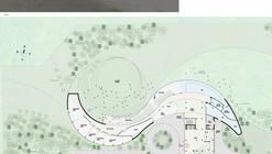 Hotel Liesma Proposal / Nobutaka Ashihara Architect