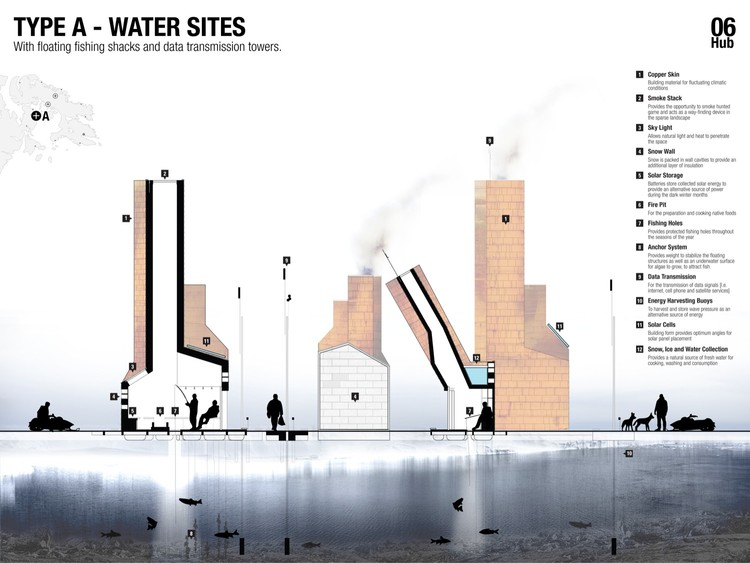 North American winners of Holcim Awards competition