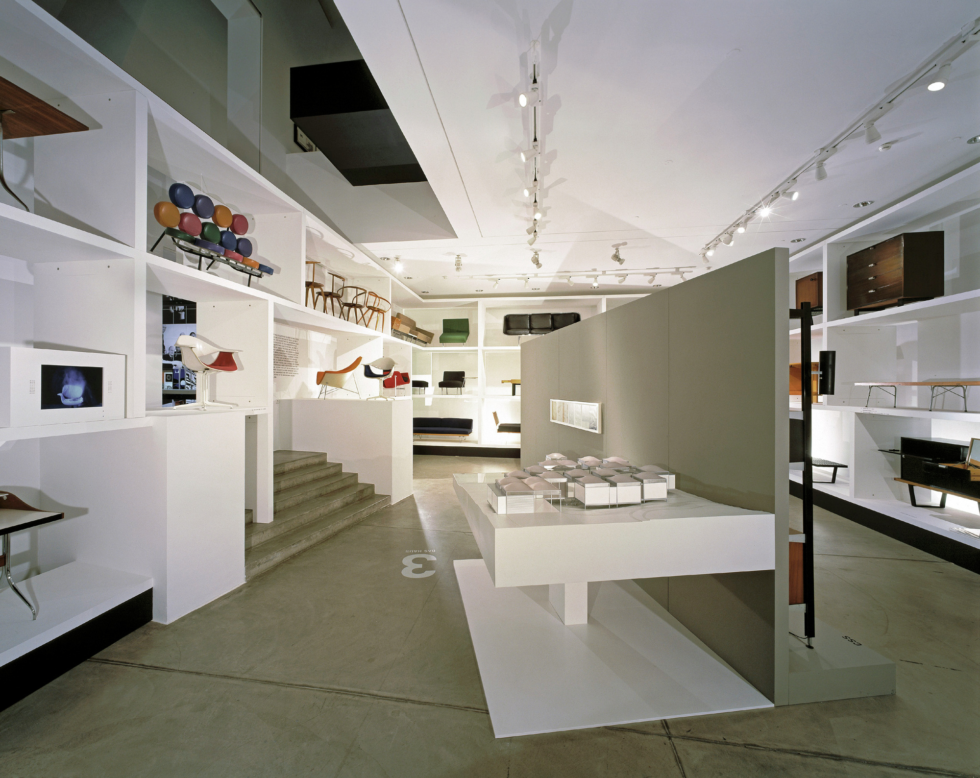 Vitra Design Museum George Nelson Installation ArchDaily