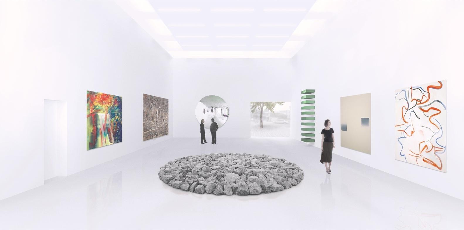 0dc1ca3805d82 Gallery of In Progress: Kukje Art Center / SO-IL - 5