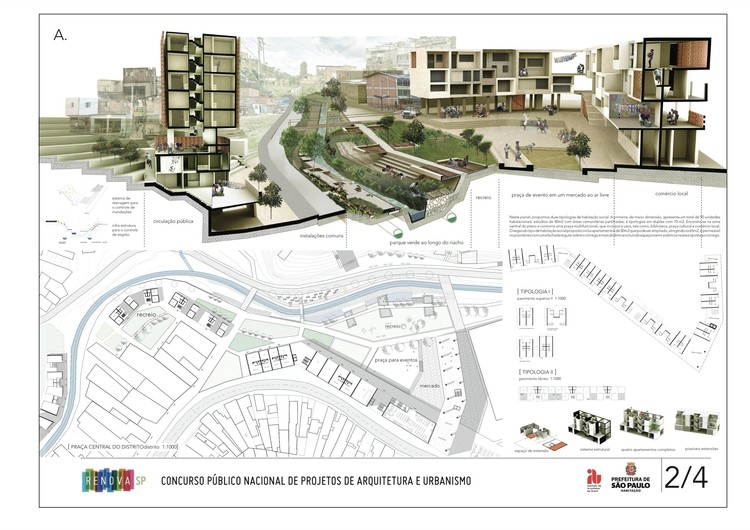 Msapma Architectures Winning Proposal For The Regeneration Of