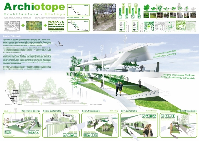 Institutes Of Higher Learning Proposal Adrian Lo Archdaily