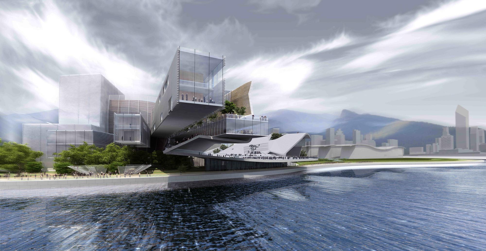 Gallery of Busan Opera House Proposal / Ayrat Khusnutdinov - 9