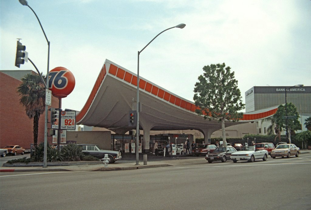 Gallery Of Googie Architecture Futurism Through Modernism 4