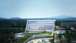 New Headquarters for GEPS Proposal / Tomoon & HAEMA