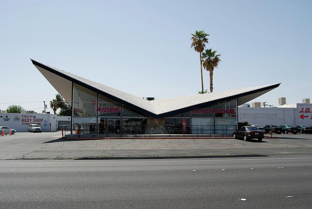 Gallery Of Googie Architecture Futurism Through Modernism 2