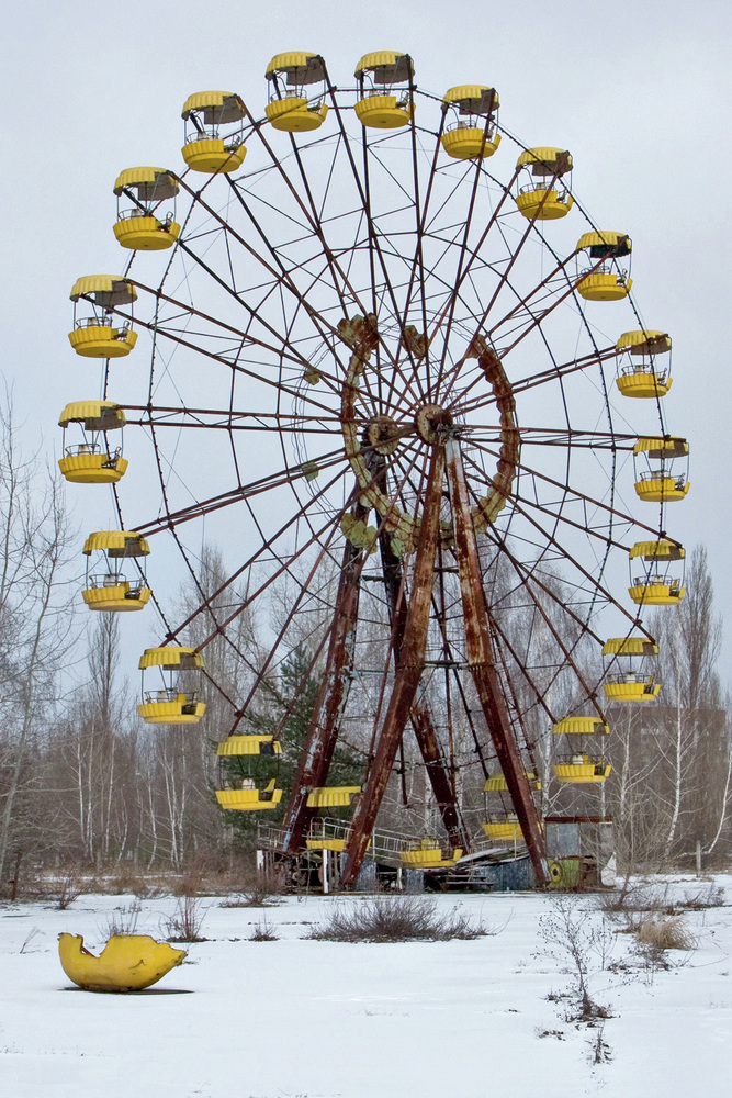 Gallery of The Chernobyl Exclusion Zone - 3