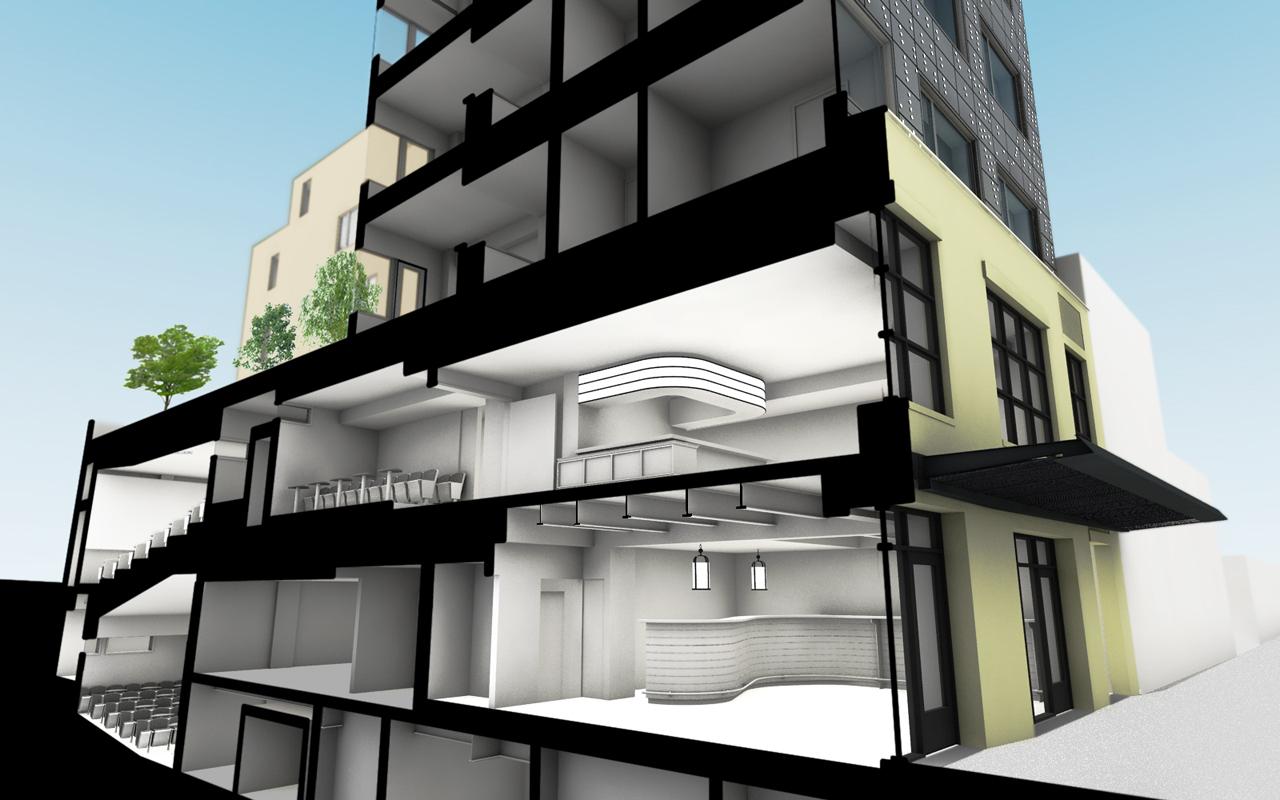 Large Studio Apartments