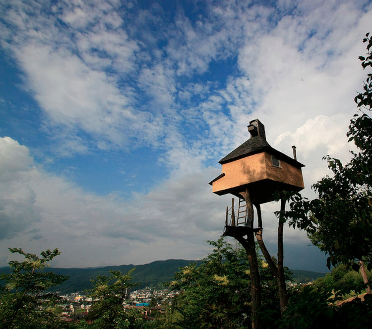 Image result for takasugi-an house japan