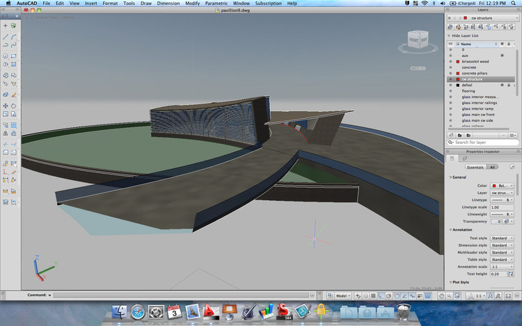 Autodesk announces AutoCAD 2012 for Mac | ArchDaily