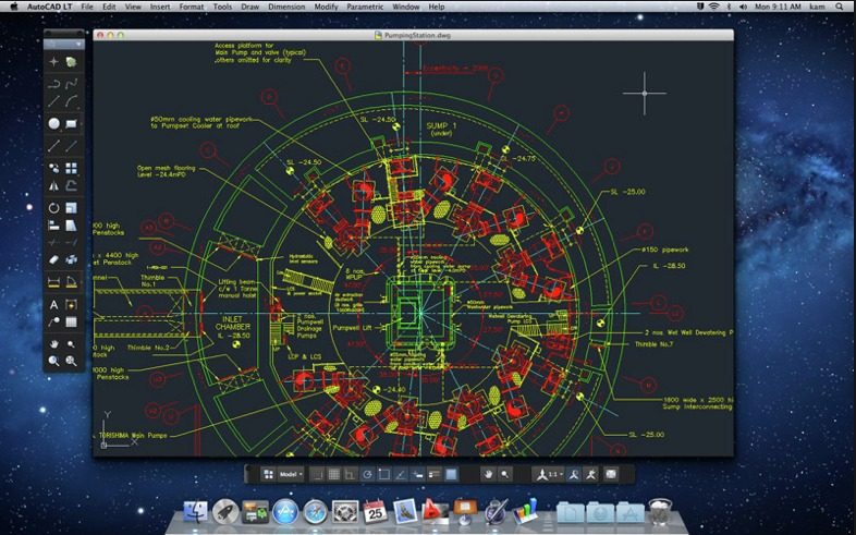 Autodesk Announces AutoCAD 2012 For Mac