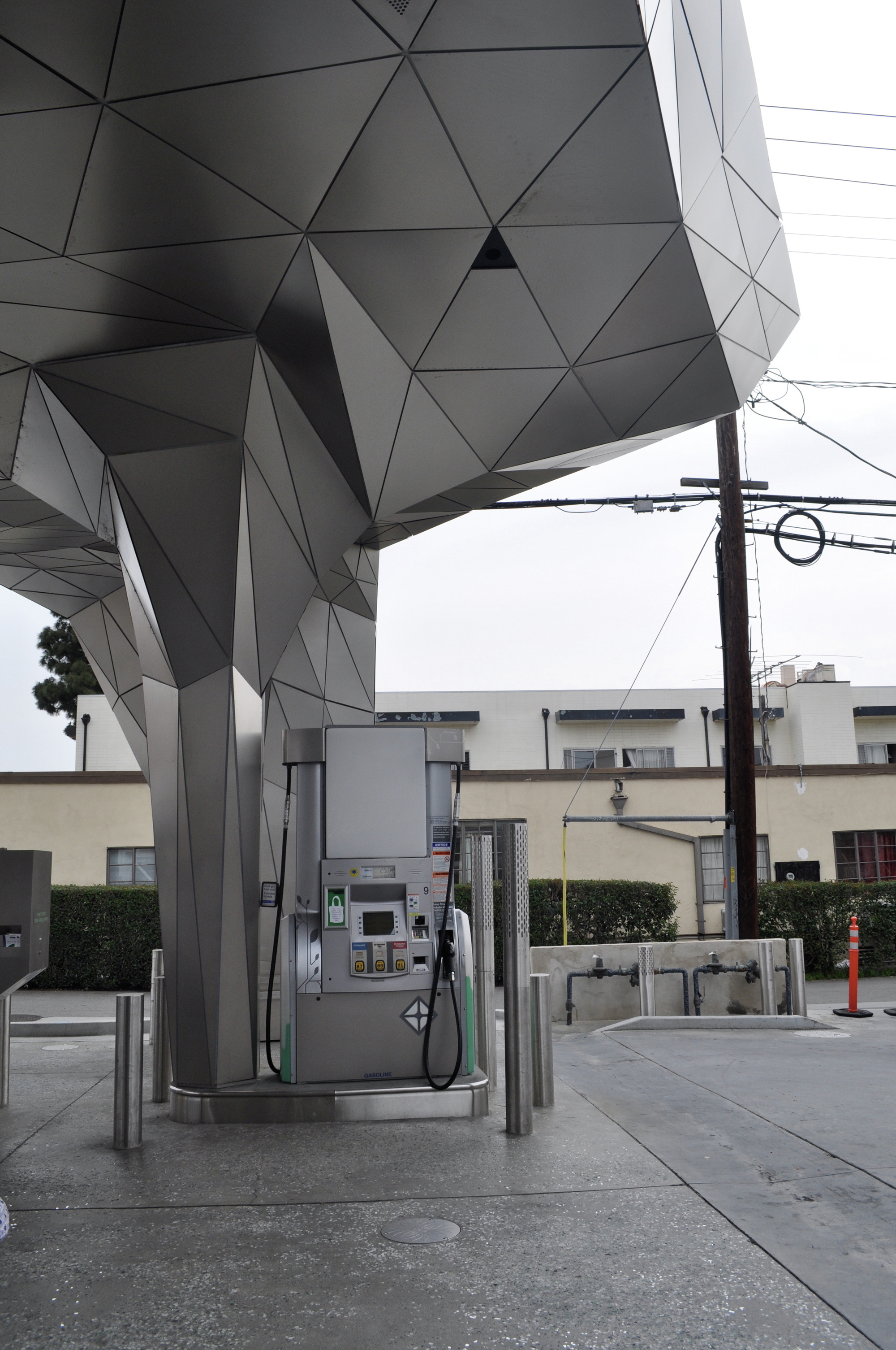 Close Gas Stations >> Gallery of Aesthetic Fillup: Gas Stations - 4