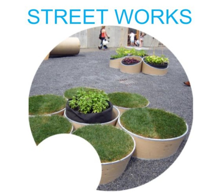 Street works competition archdaily for Australian institute of landscape architects