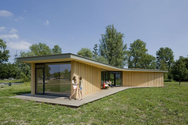 Tea House 'Tuin van Noord'  / GAAGA, © Marcel van der Burg