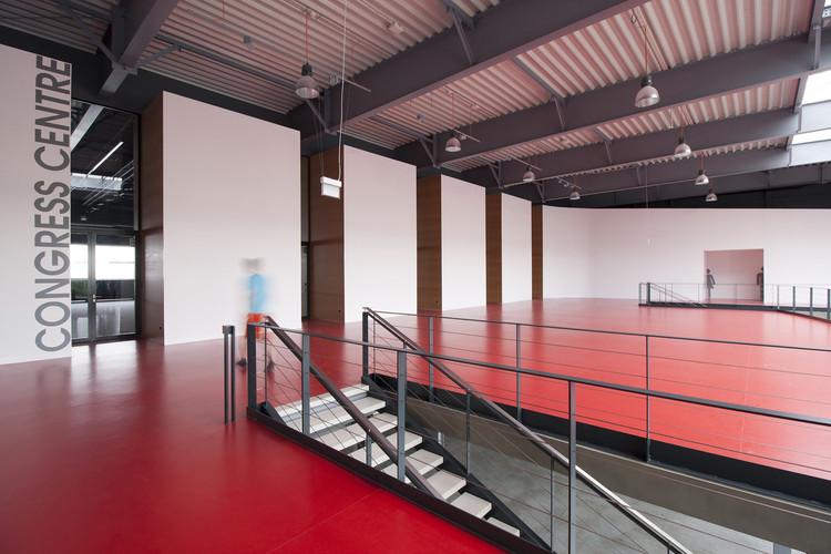 PVA EXPO Prague Congress Hall / Progres Atelier, © Jan Hromádko