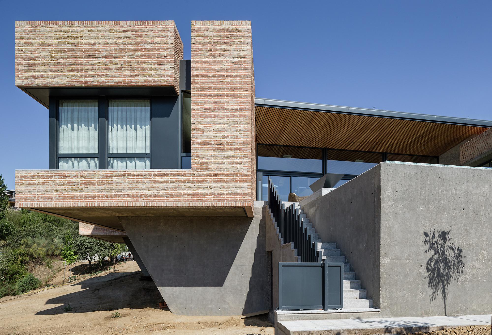Single Family House In Molino De La Hoz Mariano Molina