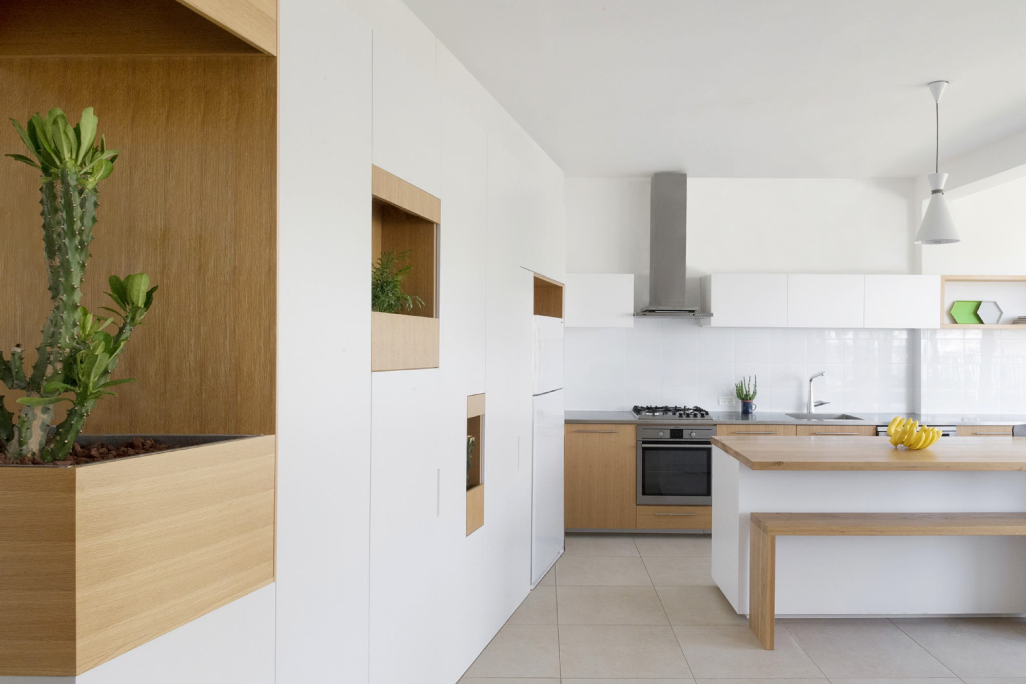 Apartment in ramat gan itai palti archdaily - Apartment decorating websites ...