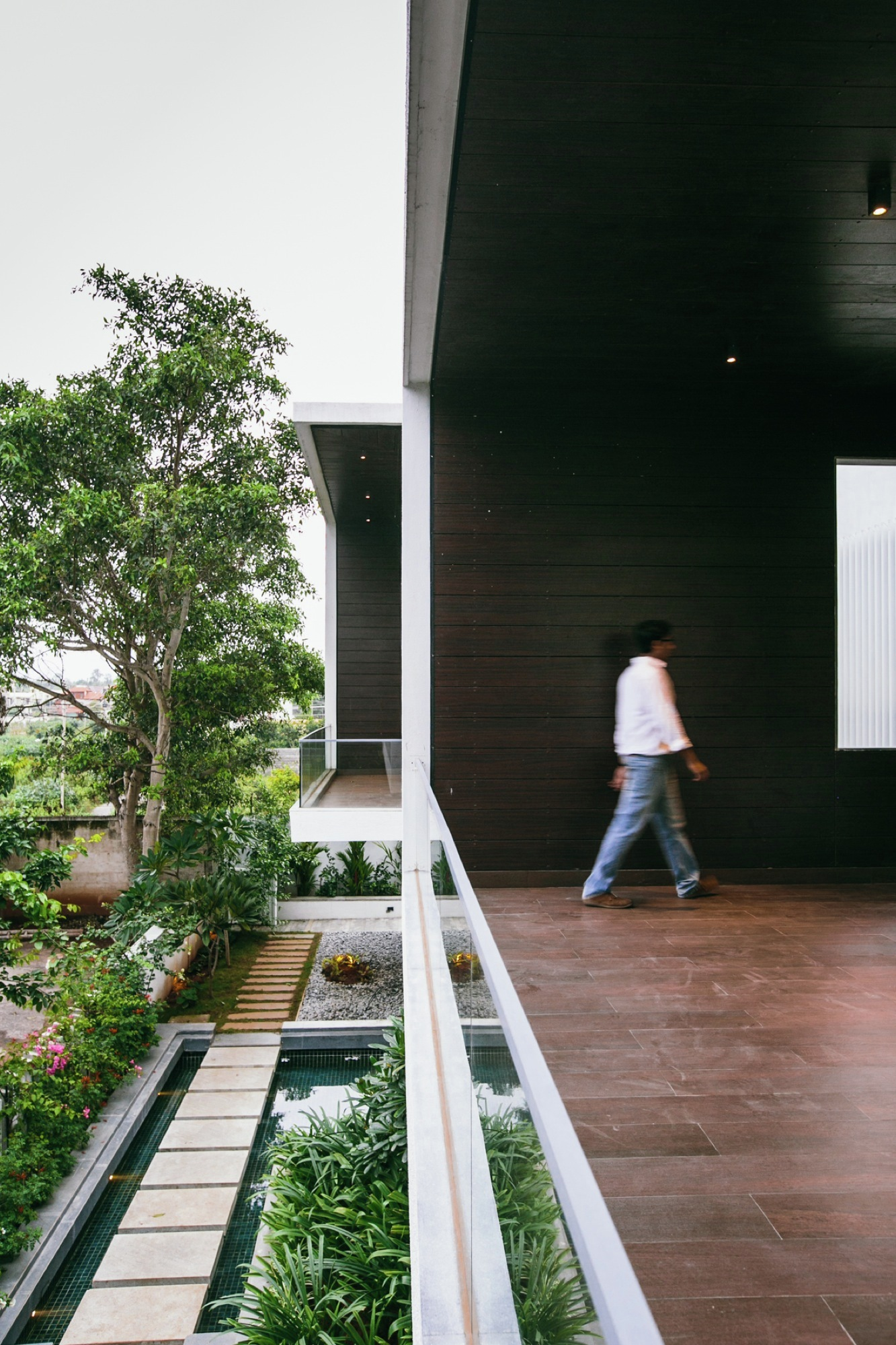 Galeria De Casa P 225 Tio Abin Design Studio 6