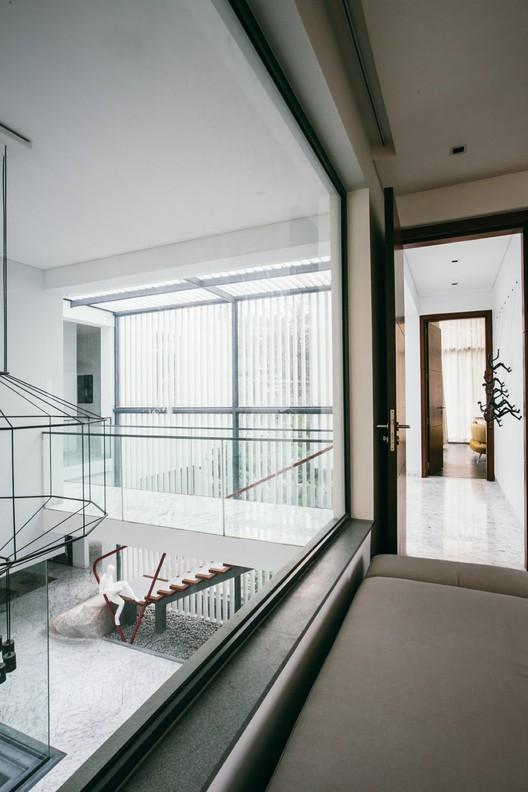 courtyard house abin design studio archdaily