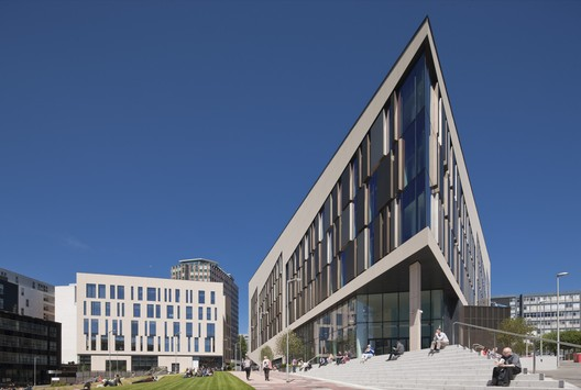Technology and Innovation Centre / BDP