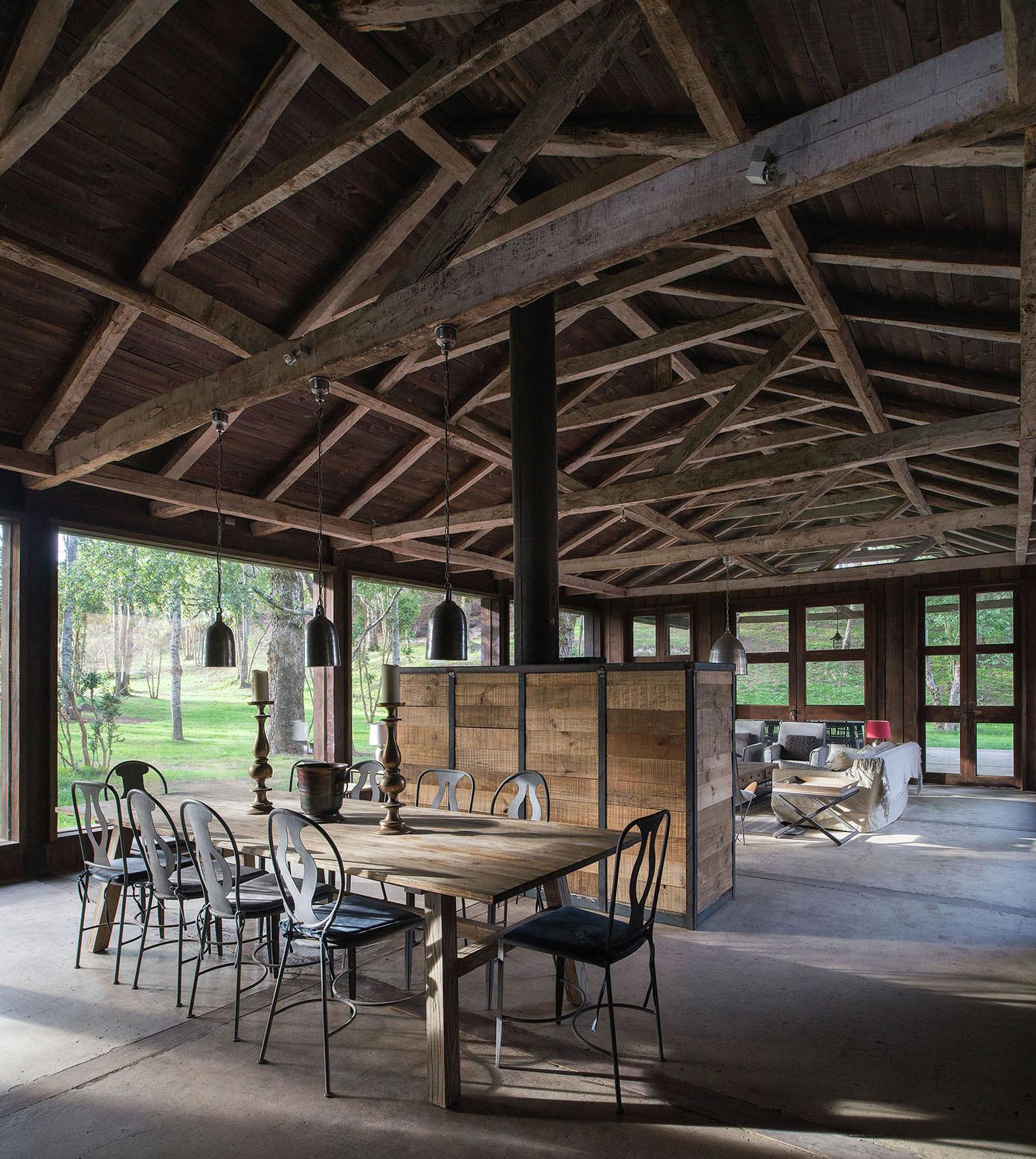 High House Designs Acvap Homes: Galpón Ranco / Estudio Valdés Arquitectos