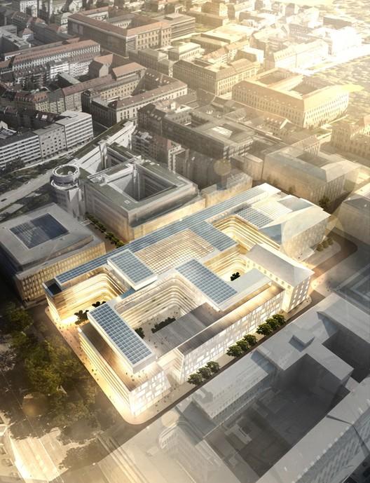 Siemens Headquarters Henning Larsen Architects – Siemens Site Planning