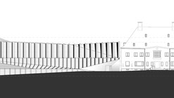 Competition Entry for Extension of Serlachius Museum Gösta / PRAUD